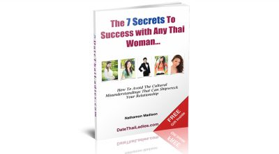 7 Top Secrets To Success With Any Thai Women