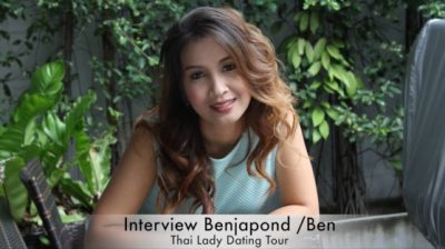 "Meet Her !! Our Special Thai Lady : ""Benjapond"""