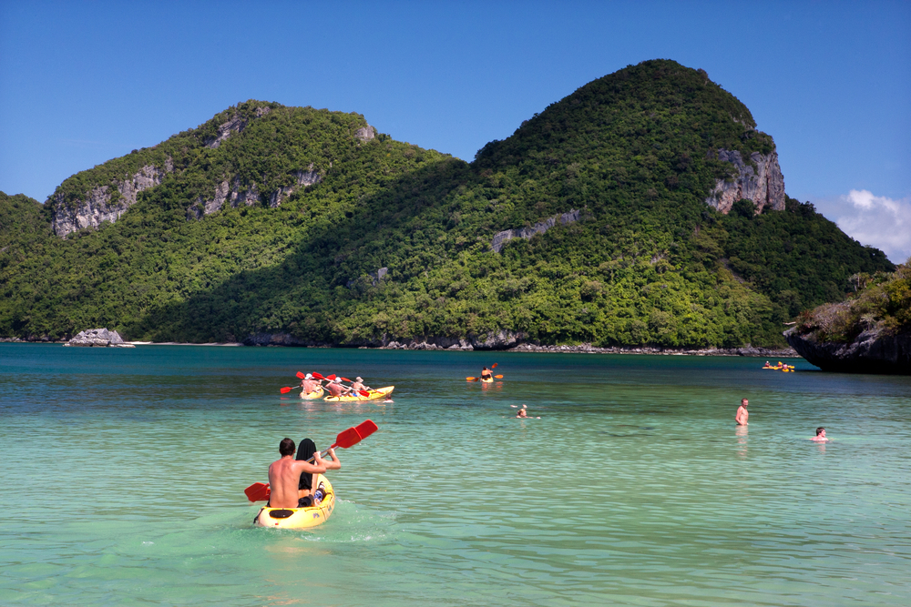 5 Top Places To Go Boating In Thailand