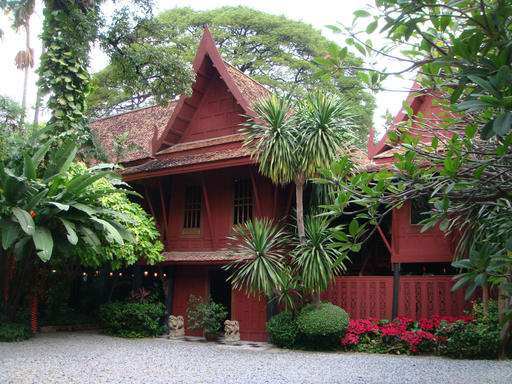 3 Things You Need to Know When Touring Jim Thompson's House