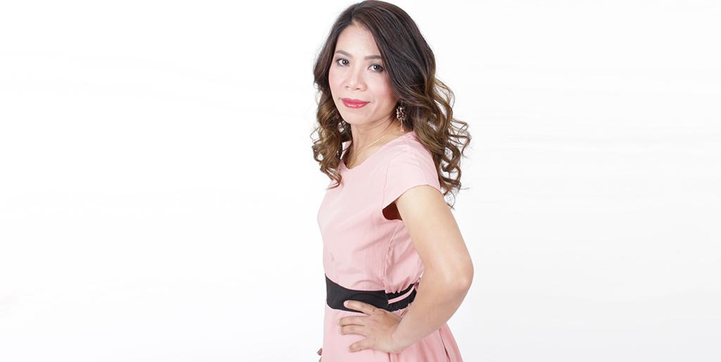 "Asian Singles Dating: Meet Cute Thai Lady ""Thitapha"""
