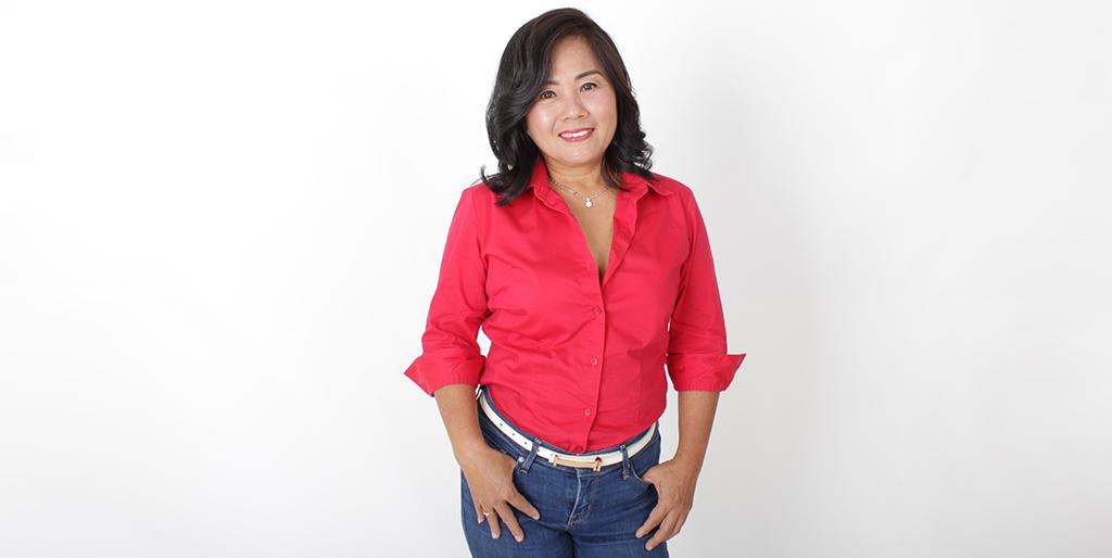 """Thai Matchmaking: Meet Amiable Thai Lady """"Yok"""""""