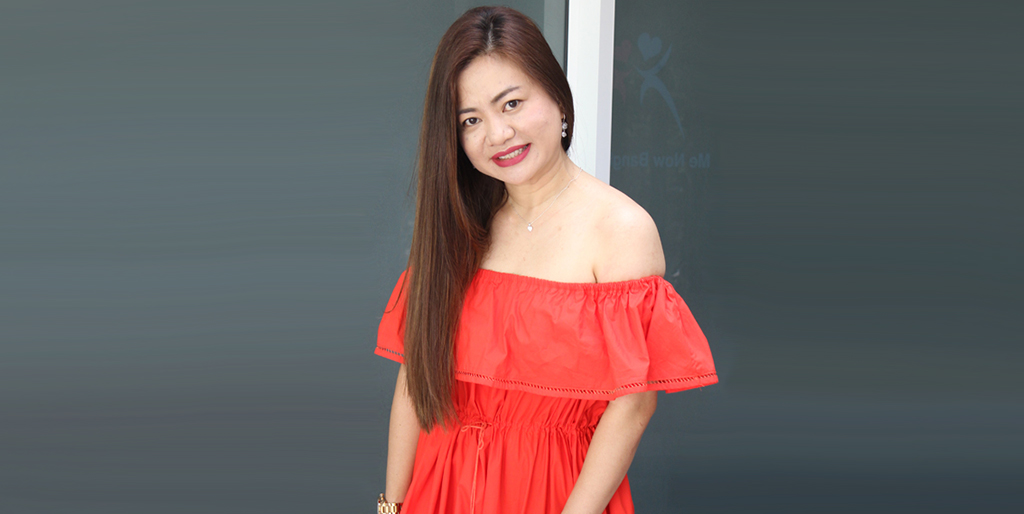 "Thai Dating Online: Meet Pretty Thai Lady ""Lynn"""