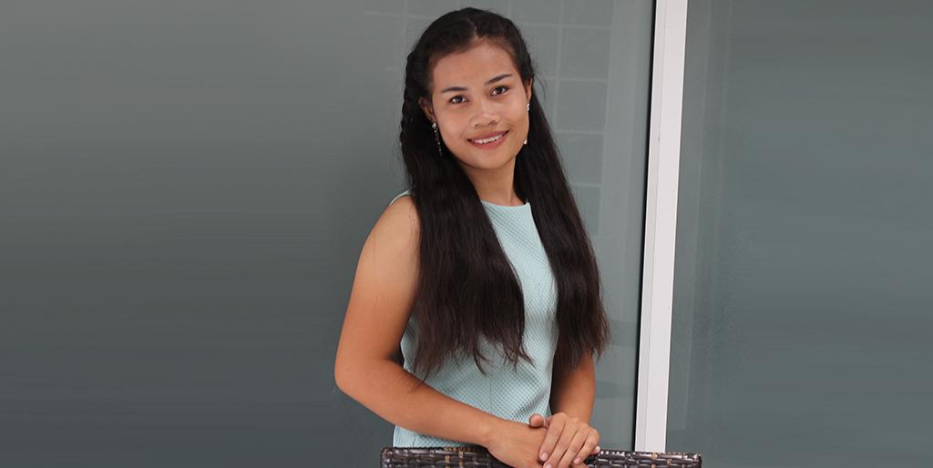 "Thailand Dating: Meet Pretty Thai Lady ""Joy"""