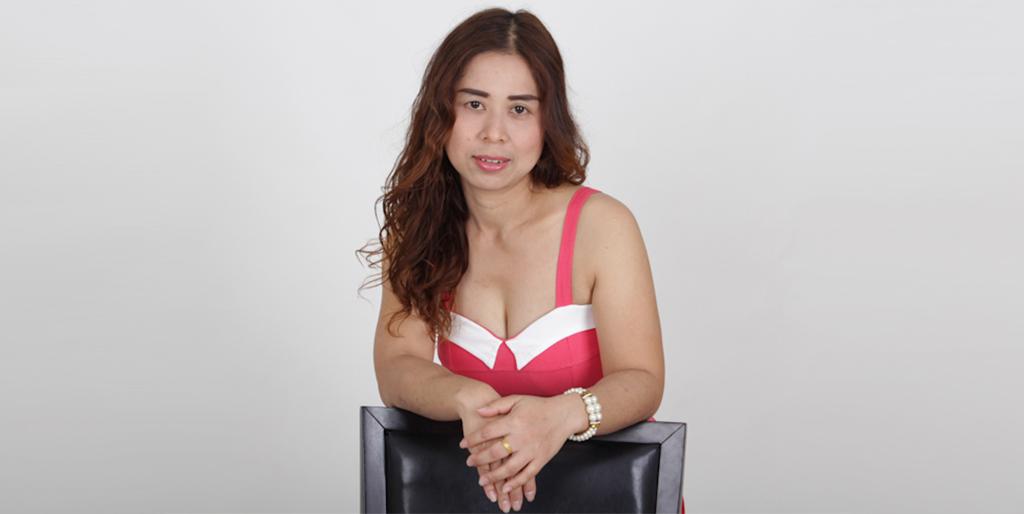 "Thai Dating Online: Meet Wonderful Thai Lady ""Joy"""