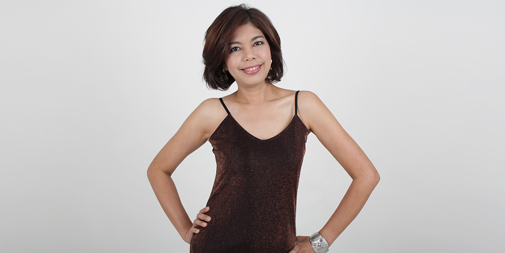 "Thailand Dating: Meet Cheerful Thai Lady ""Netty"""