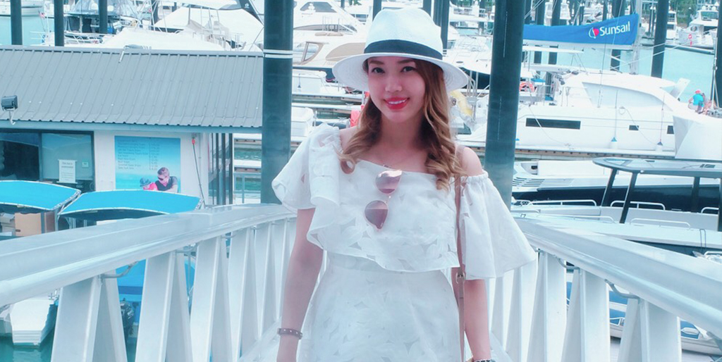 "Thailand Dating: Meet Sophisticated Thai Lady ""Natty"""