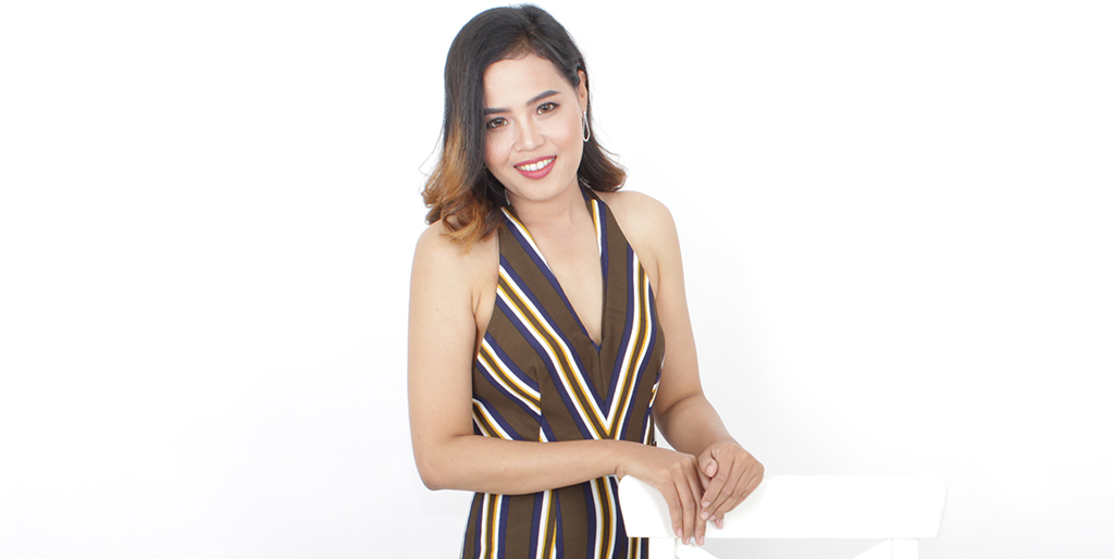 "Thailand Dating: Meet Pretty Thai Lady ""Fon"""
