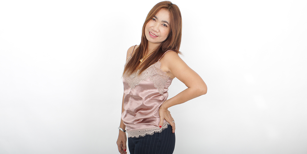 """Online Dating: Meet Lovely Thai Lady """"Aod"""""""