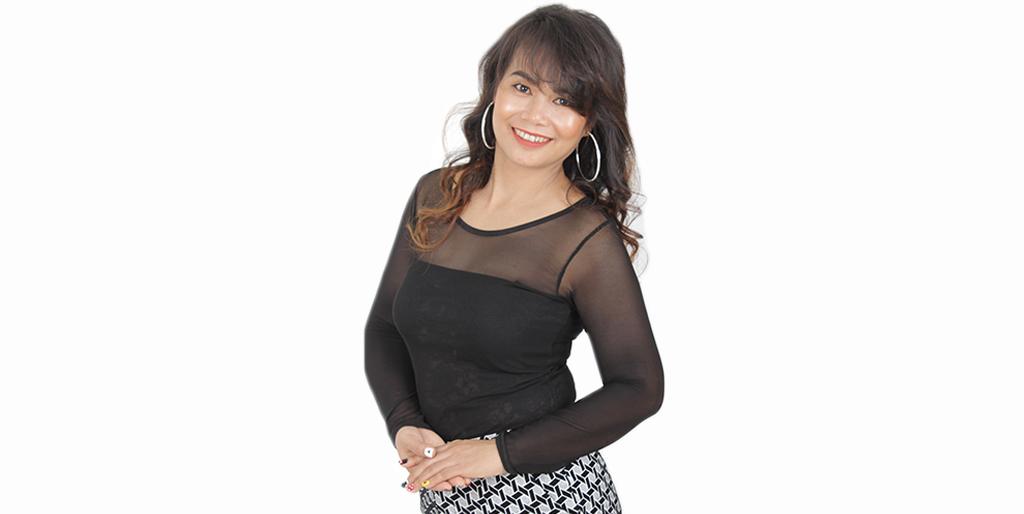 "Thai Dating Online: Meet Charming Thai Lady ""Tang"""
