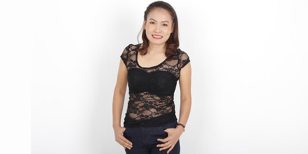 "Matchmaker: Meet Sweet Thai Lady ""Nok"""